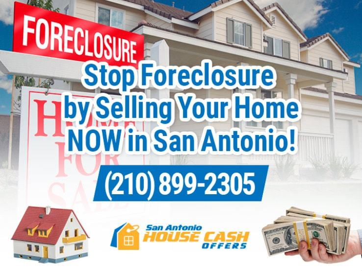 san antonio foreclosure
