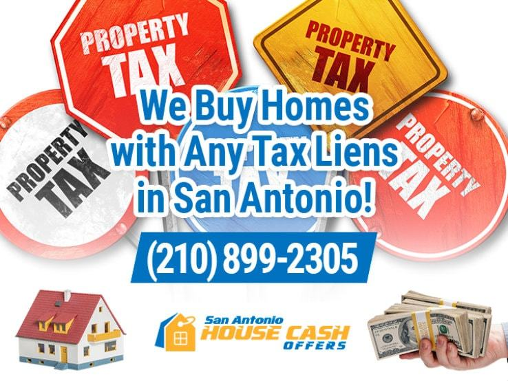 san antonio tax liens